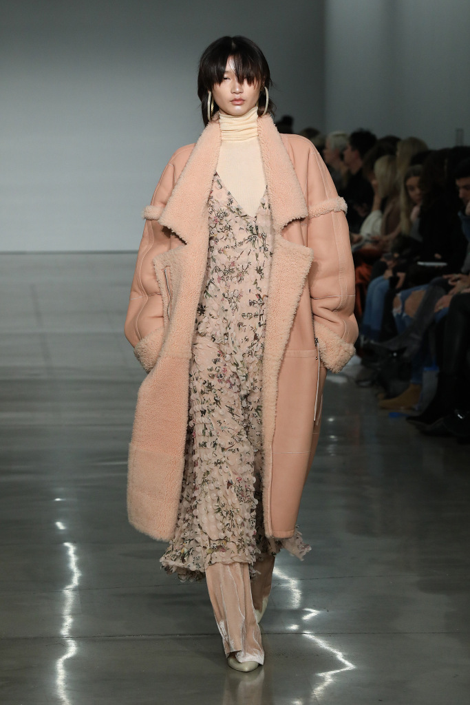 Zimmermann New York Fashion Week Fall 2017 Collection