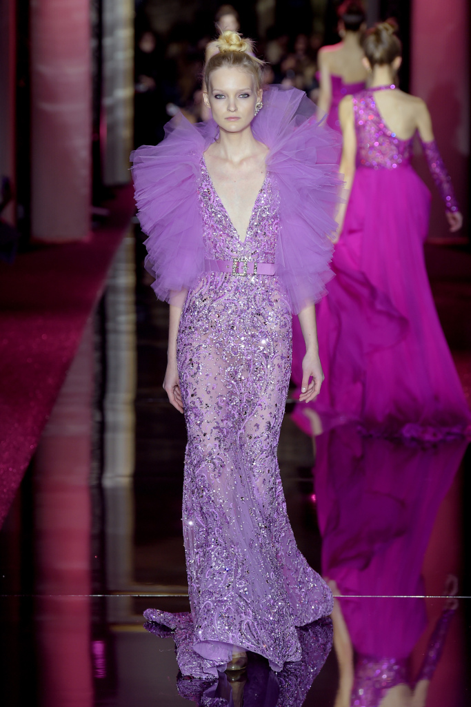 Zuhair Murad Spring 2017 Couture Collection