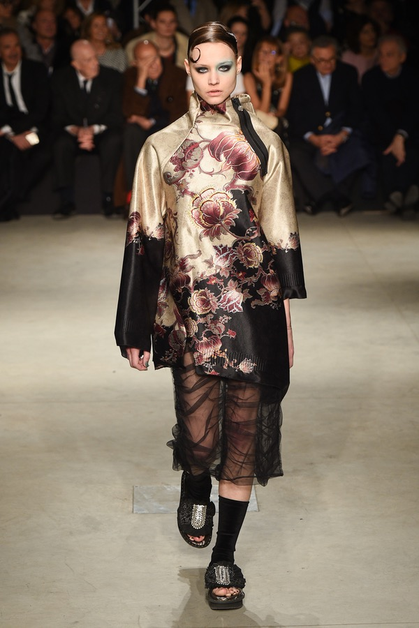 Antonio Marras Milan Fashion Week Fall 2017