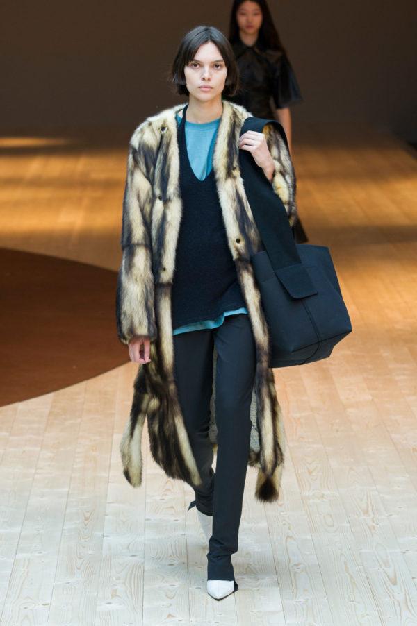 Celine PARIS Fashion Week Fall 2017