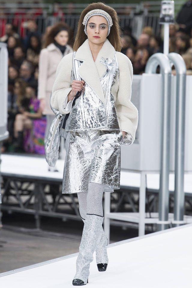 Chanel PARIS Fashion Week Fall 2017