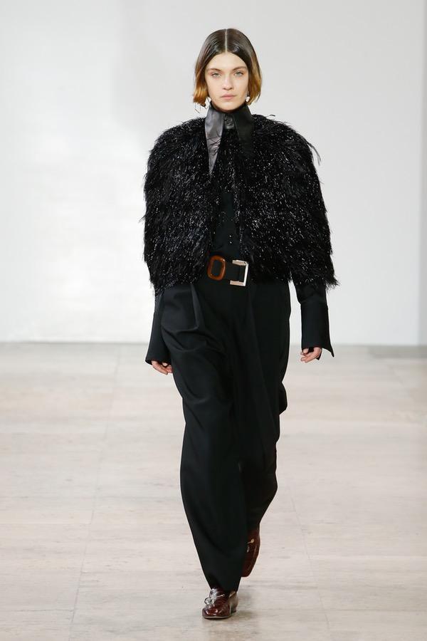 Ellery PARIS Fashion Week Fall 2017