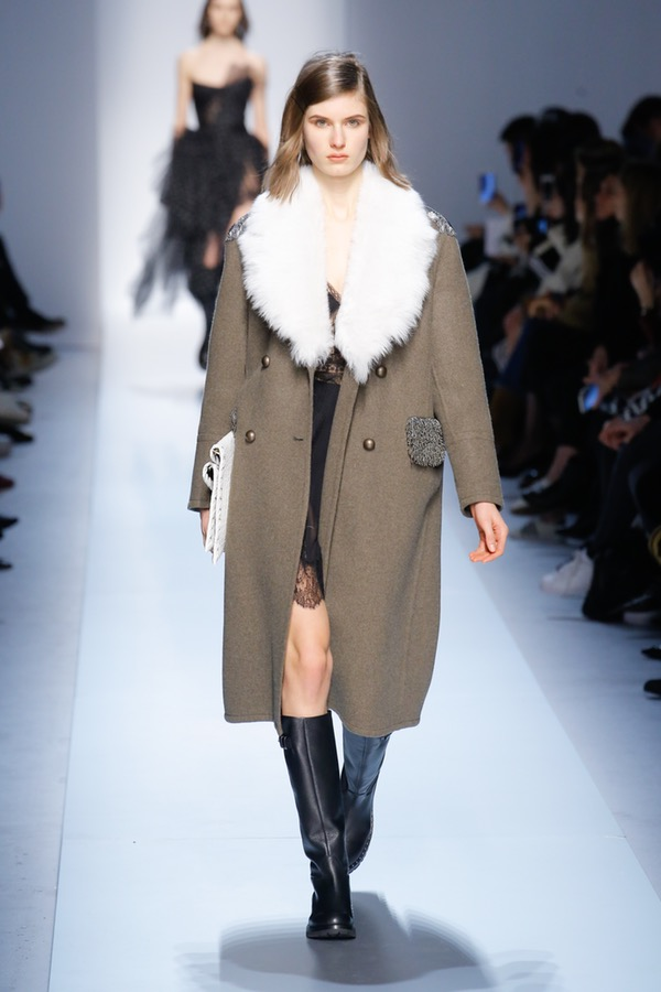 Ermanno Scervino Milan Fashion Week Fall 2017