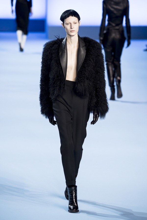 Haider Ackermann PARIS Fashion Week Fall 2017