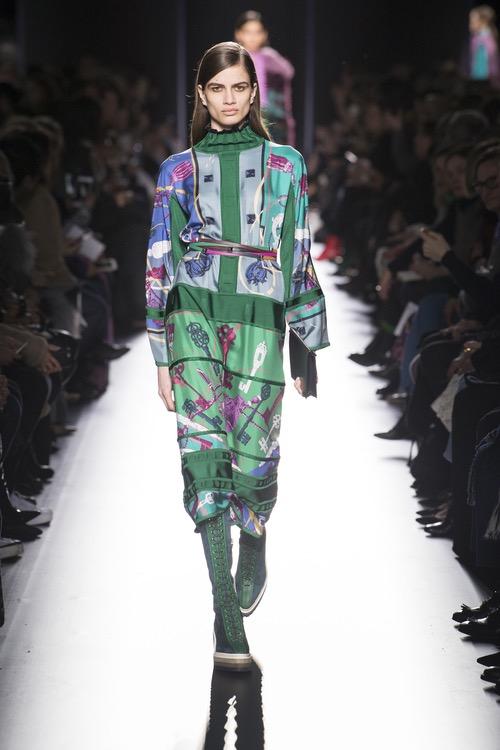 Hermès PARIS Fashion Week Fall 2017