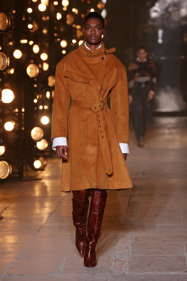 Isabel Marant PARIS Fashion Week Fall 2017