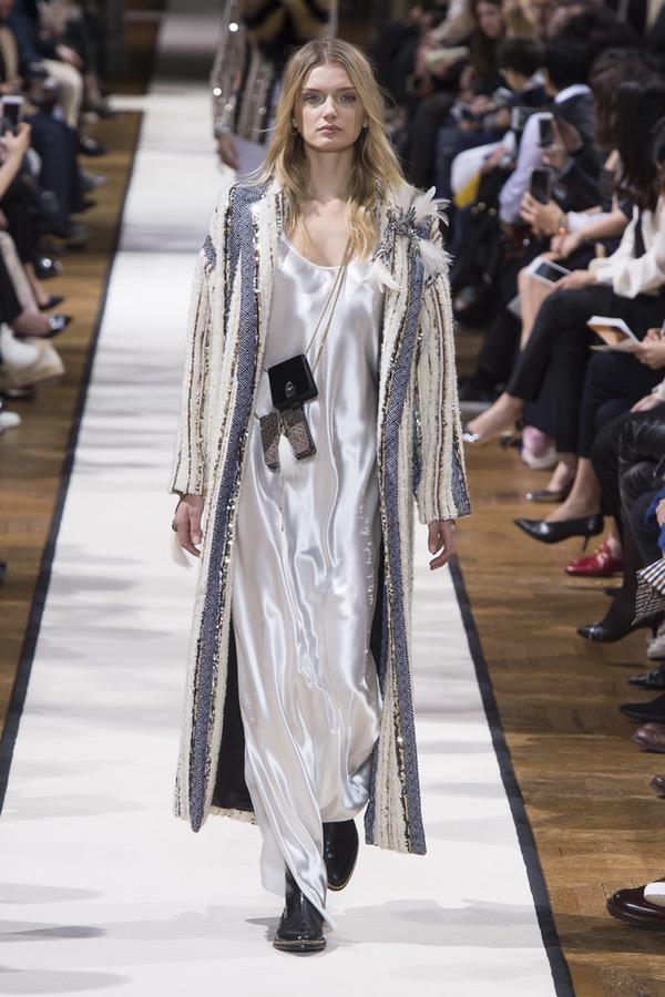 Lanvin PARIS Fashion Week Fall 2017
