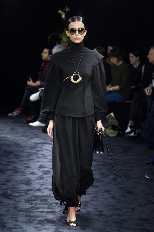 Loewe PARIS Fashion Week Fall 2017