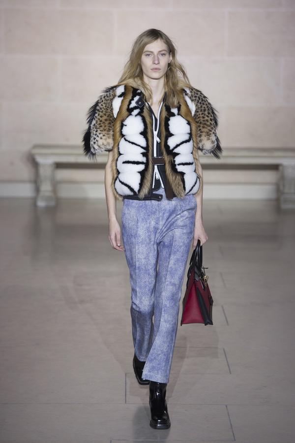 Louis Vuitton PARIS Fashion Week Fall 2017