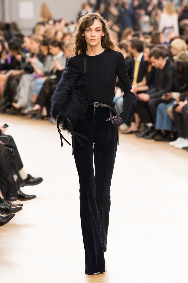 Nina Ricci PARIS Fashion Week Fall 2017