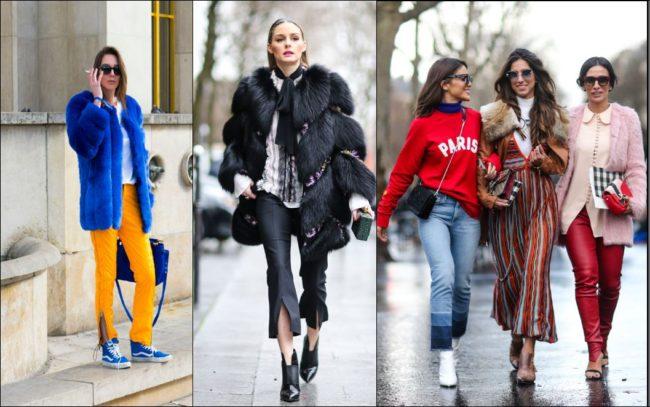 Paris fashion Week Fall 2017 Streetsyle