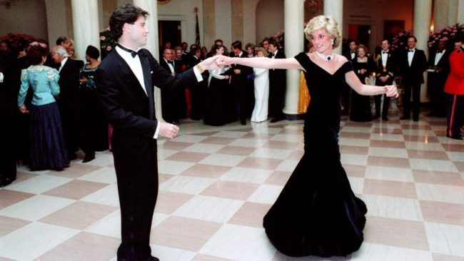 Princess Diana dances with actor John Travolta at a 1985 White House party . Travolta has called this singular moment one of the highlights of his life.
