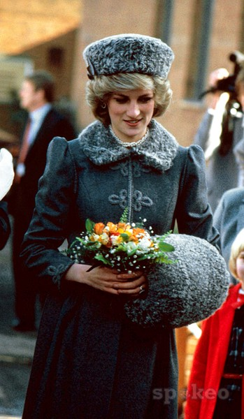 Princess Diana had a practical and reserved sense of style