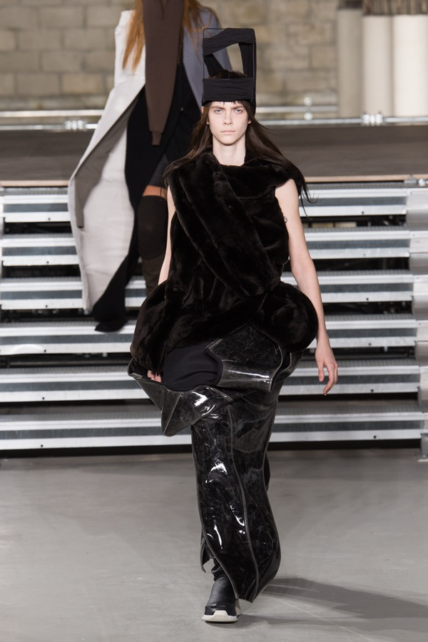 Rick Owens PARIS Fashion Week Fall 2017