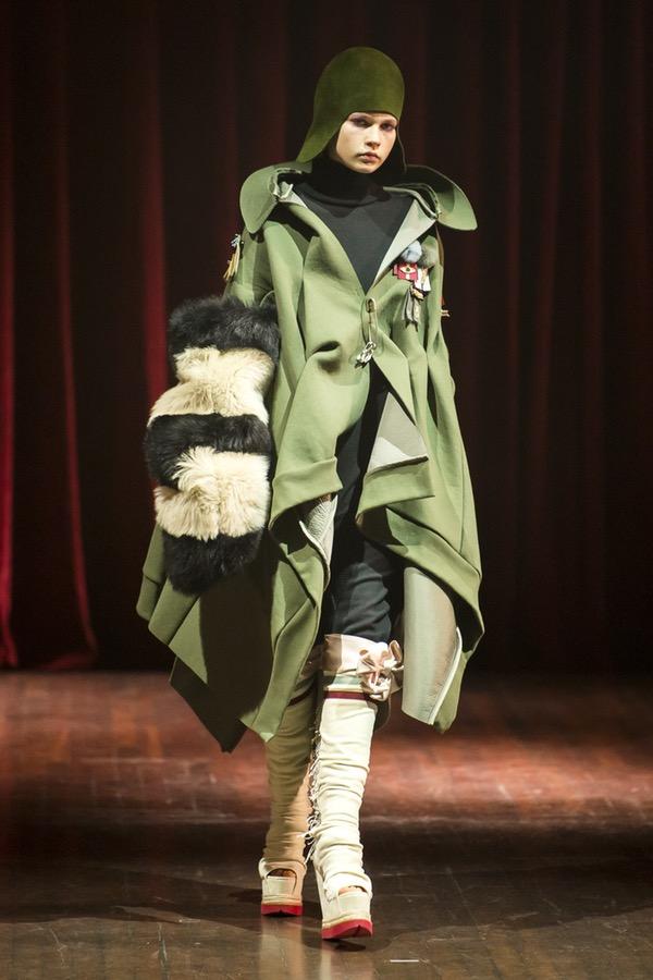Undercover PARIS Fashion Week Fall 2017