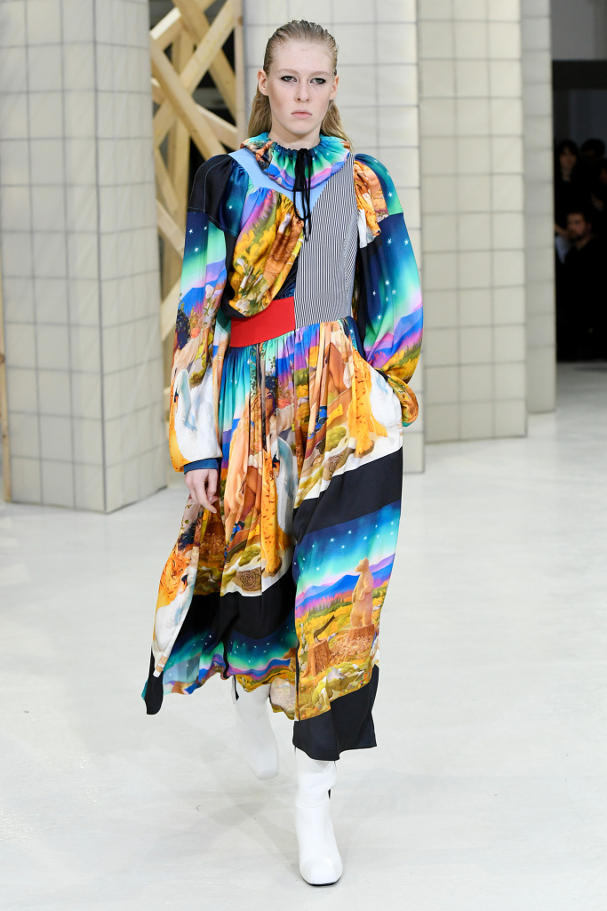 Aalto PARIS Fashion Week Fall 2017