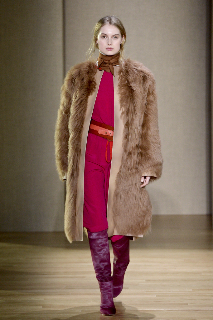 Agnona MILAN Fashion Week Fall 2017