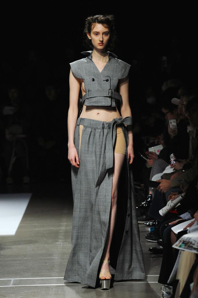 Akiko Aoki Tokyo Fashion Week Fall 2017