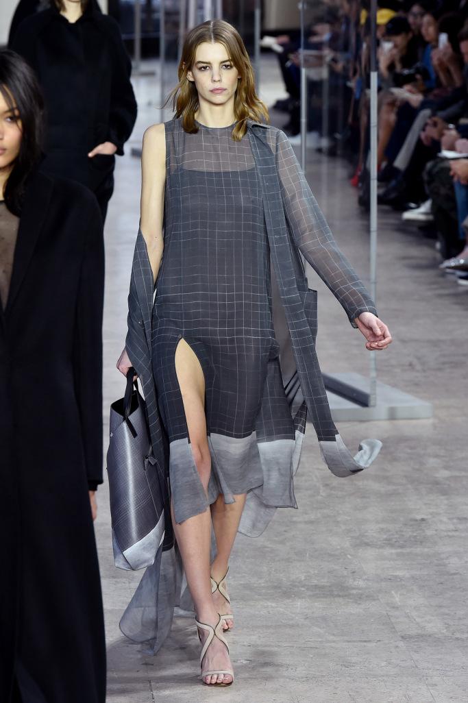 Akris PARIS Fashion Week Fall 2017