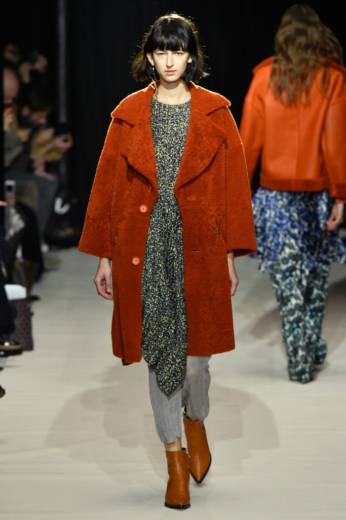 Christian Wijnants PARIS Fashion Week Fall 2017