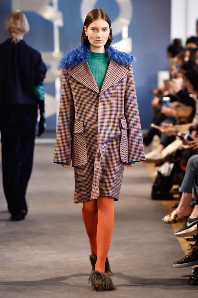 Each X Other PARIS Fashion Week Fall 2017