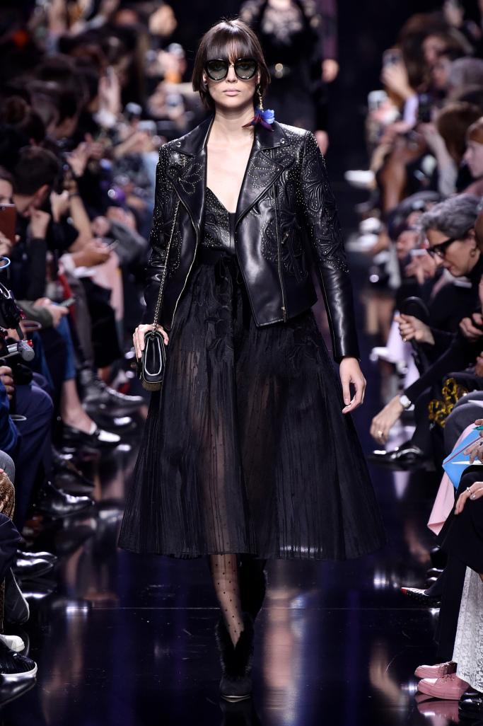 Elie Saab PARIS Fashion Week Fall 2017