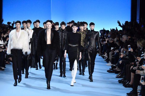 Paris Fashion Week Fall 2017