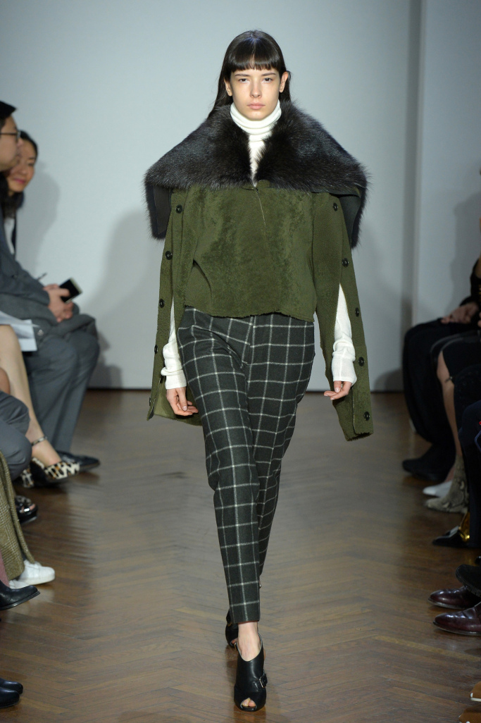 Gabriele Colangelo MILAN Fashion Week Fall 2017