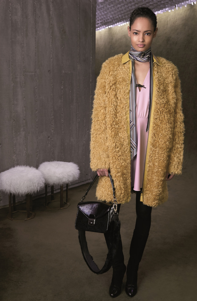 Longchamp PARIS Fashion Week Fall 2017