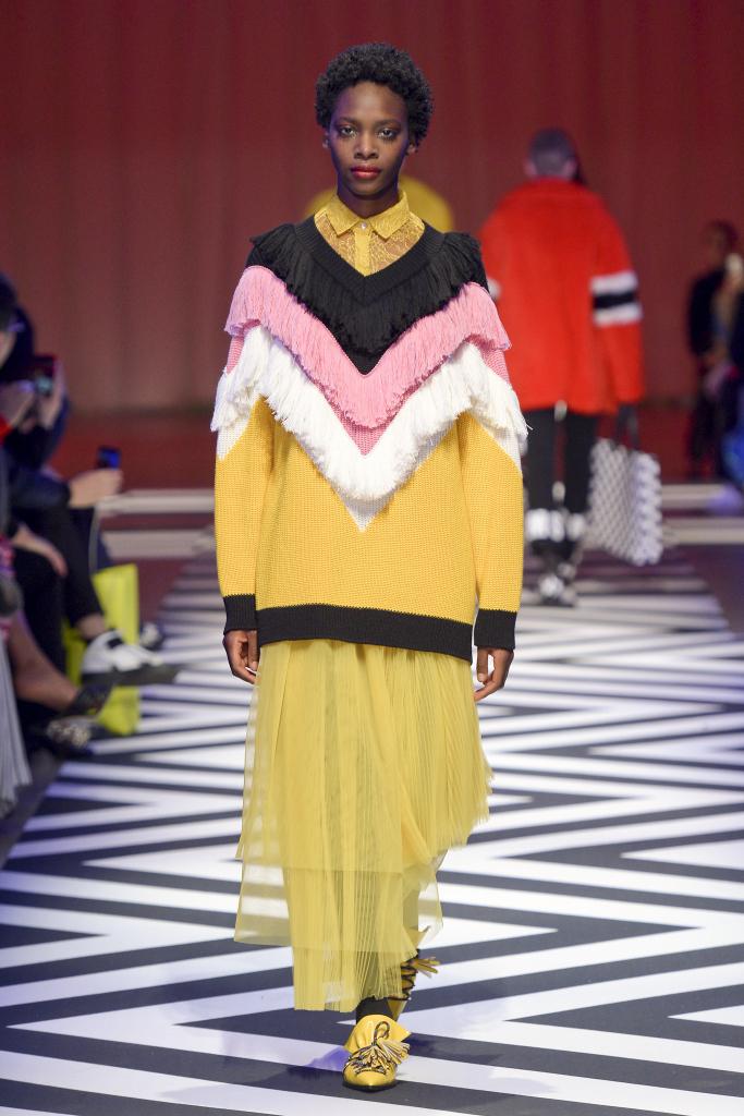 MSGM MILAN Fashion Week Fall 2017