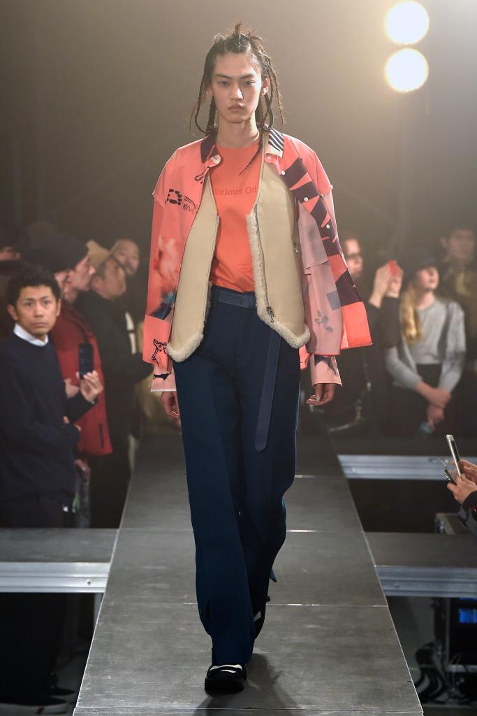 Name Tokyo Fashion Week Fall 2017