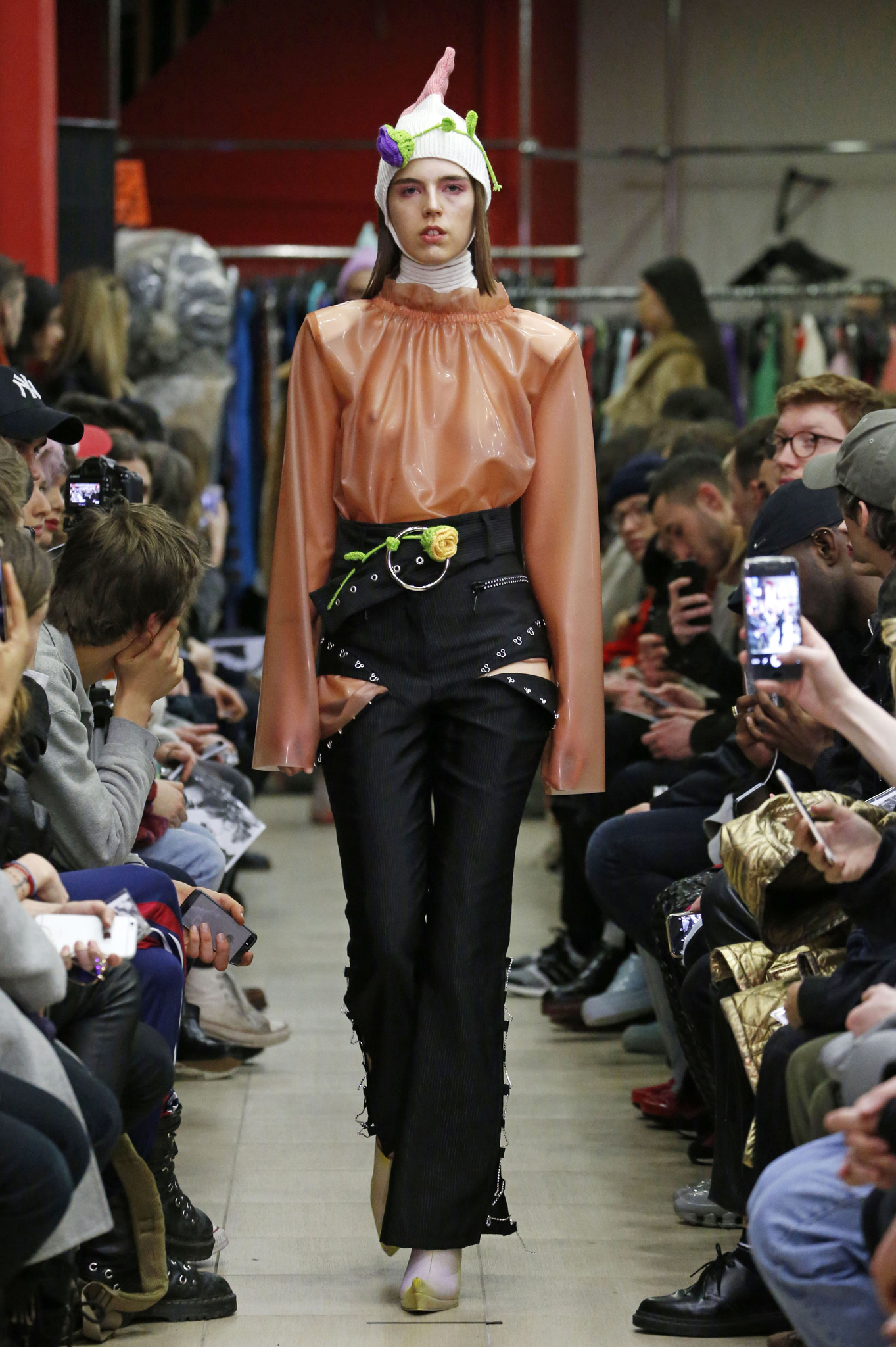Neith Nyer PARIS Fashion Week Fall 2017