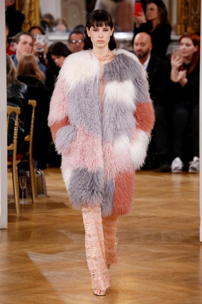 Paul and Joe PARIS Fashion Week Fall 2017