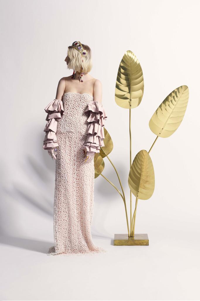 Rodarte PARIS Fashion Week Fall 2017