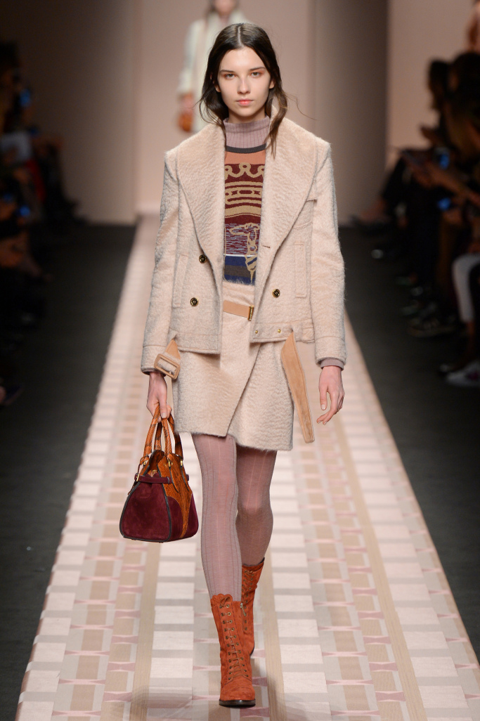 Trussardi MILAN Fashion Week Fall 2017