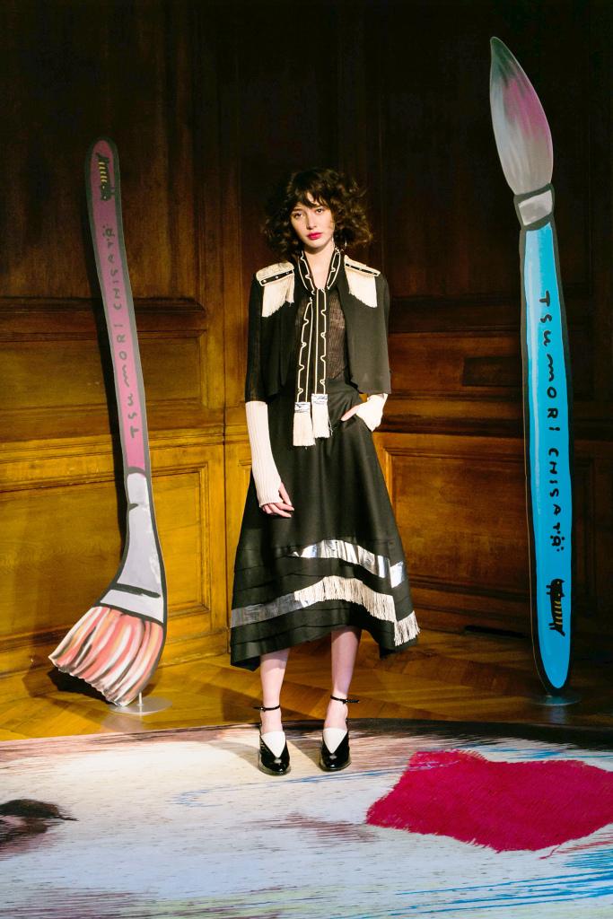 Tsumori Chisato PARIS Fashion Week Fall 2017