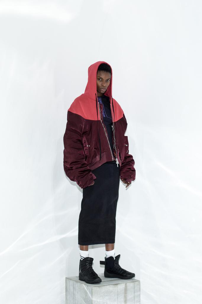 Unravel PARIS Fashion Week Fall 2017