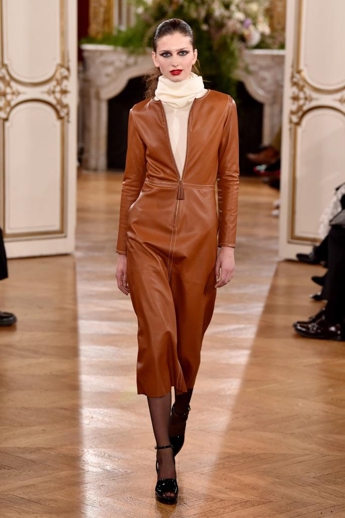 Vanessa Seward PARIS Fashion Week Fall 2017
