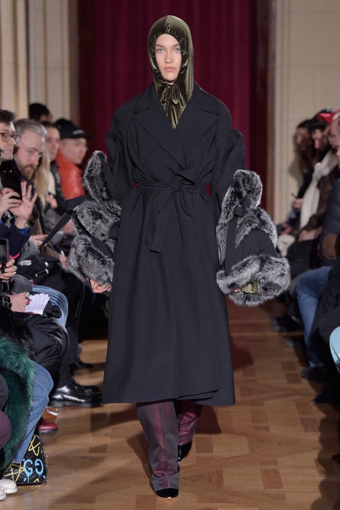 Y/Project PARIS Fashion Week Fall 2017