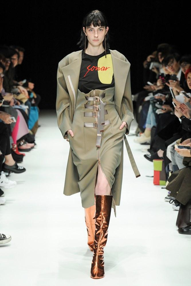 Yohai Ohno Tokyo Fashion Week Fall 2017