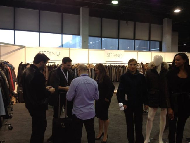 Retailers shopping with exhibitors at the ILOE Show