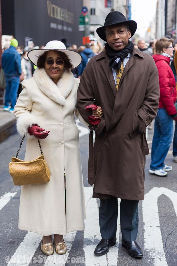 The New York City annual Easter Parade is a fun family affair