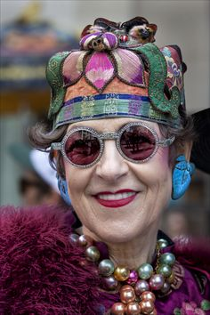 Easter Parade and Bonnet Festival in New York
