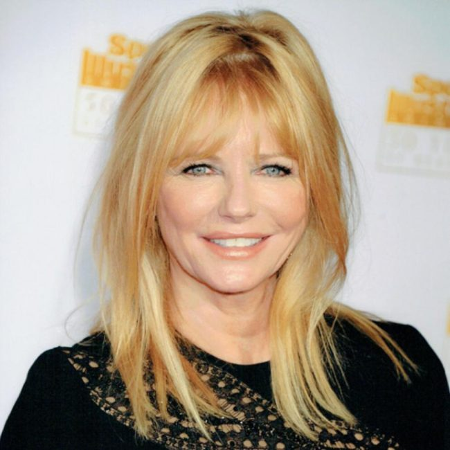 Cheryl Tiegs 2017 World's Most Beautiful Women