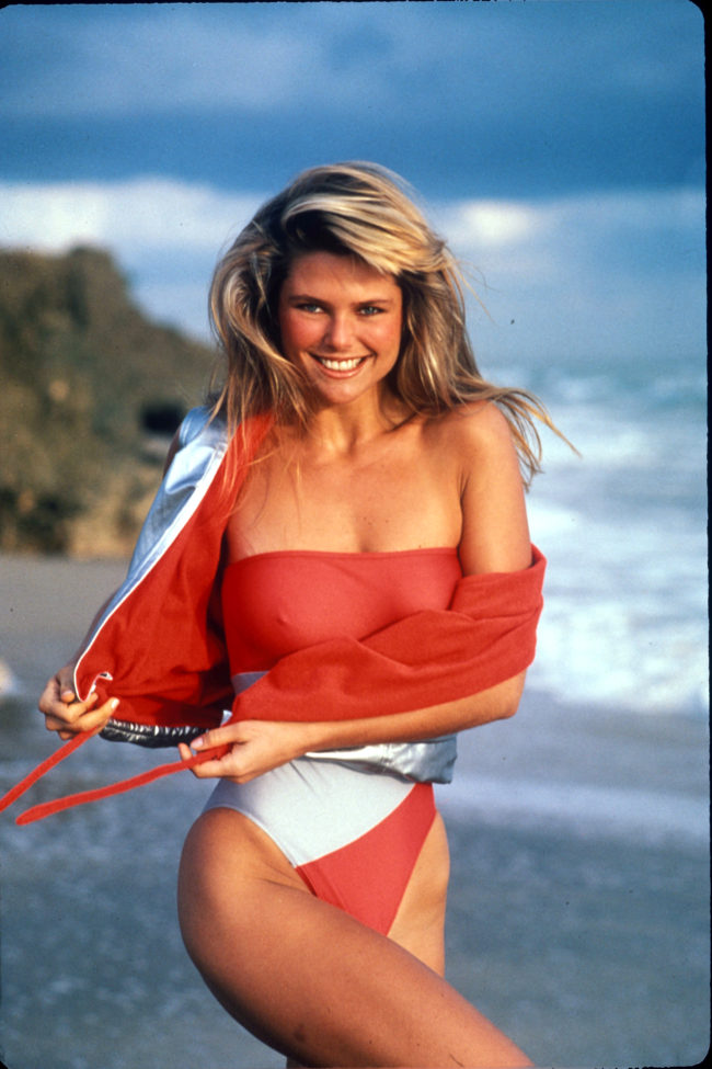 Christie Brinkley 2017 World's Most Beautiful Women