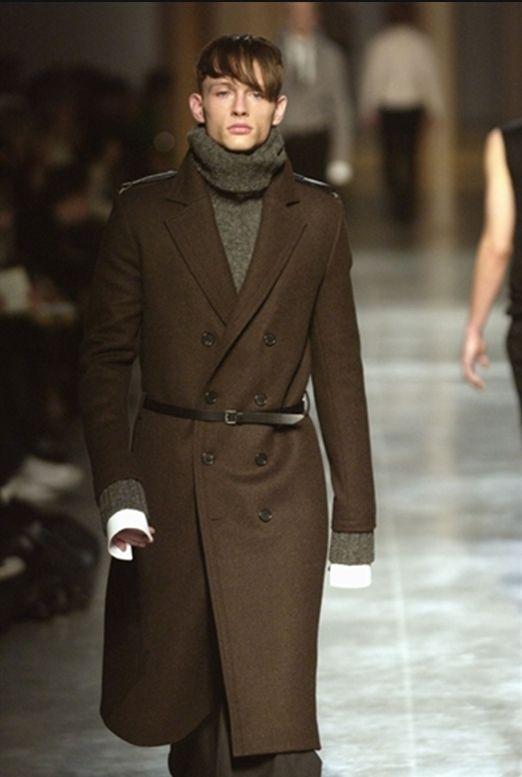 Dior Homme fall 2002 Hedi Slimane