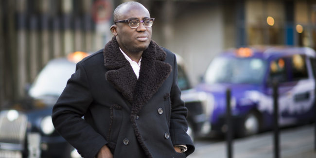 We can't wait to see the transformative magic and vision that Edward Enninful brings British Vogue
