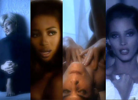'Freedom (1990) - George Michael (Linda Evangelista, Cindy Crawford, Christy Turlington & Naomi Campbell)