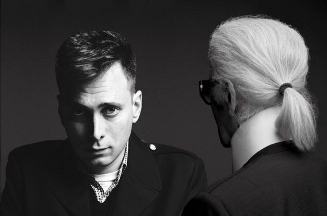 Heidi Slimane and Karl Lagerfeld represent bookends of the rich history of what fashion represents, and the exciting future of where fashion is going