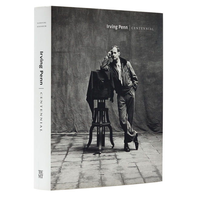 Irving Penn Exhibition Catalog